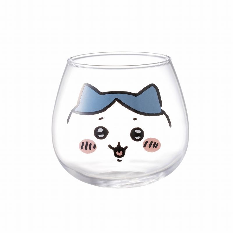 ちいかわ ゆらゆらグラス(ハチワレ)