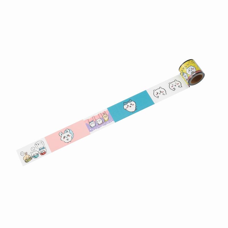 ちいかわ 養生テープ(ベースカラーイラスト)