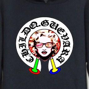Madonna Old Font Black Parker