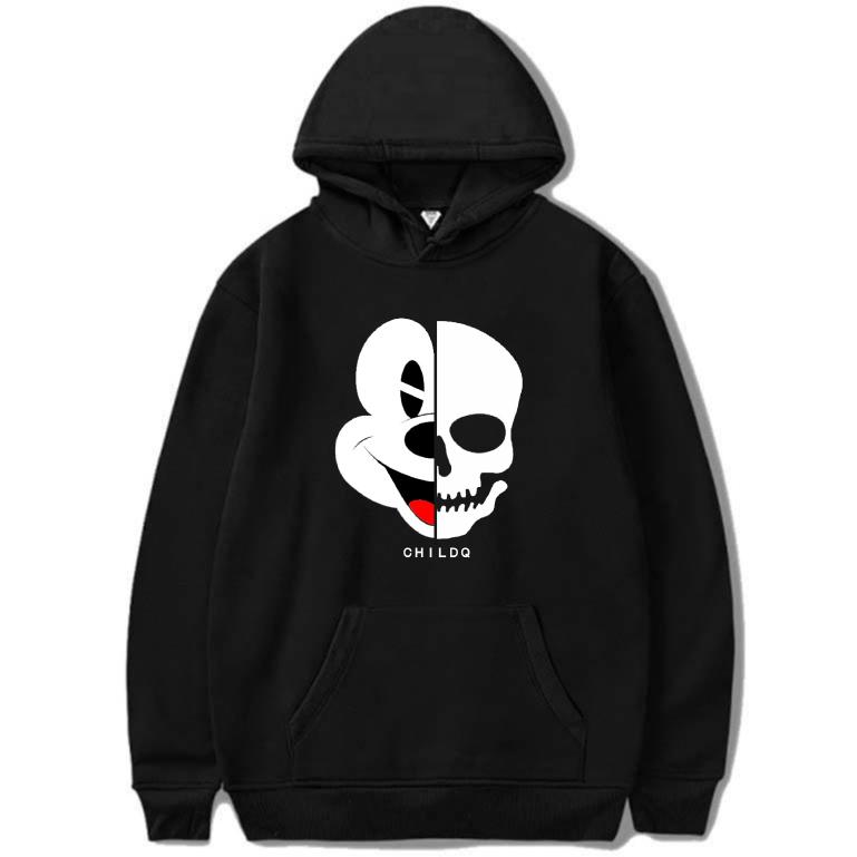 Half Skull Parker Black