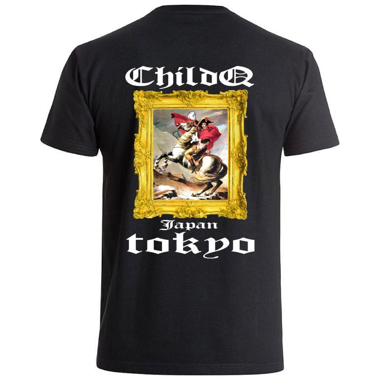 Napoleon Tokyo T-shirt Black