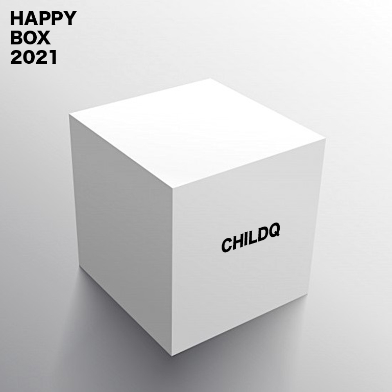 CHILDQ HAPPY BOX 2021 【10万円相当】