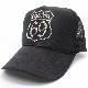 Route 69 Swarovski cap Black