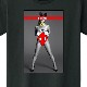 Art Hot N.O4 T Shirt Black
