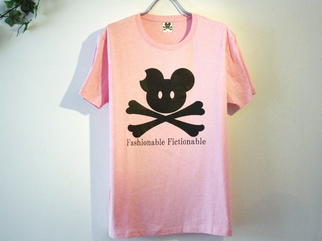 Tシャツ / Pink