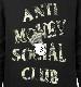 Anti Money Club Hoodie Black
