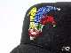 Piero Swarovski Cap Black