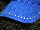 Marilyn Swarovski full custom Swarovski cap Blue