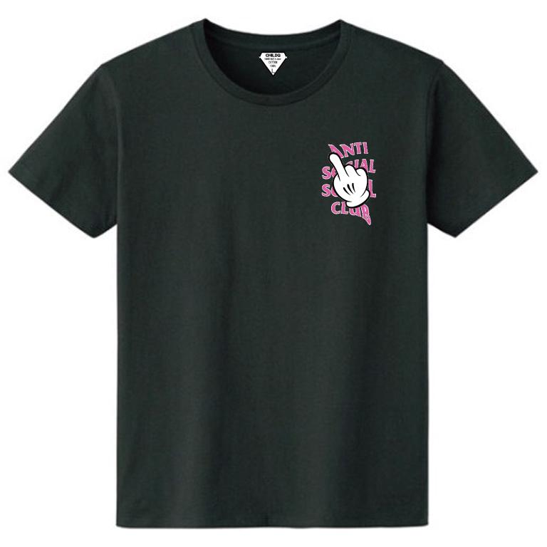 Crash Parody T Shirt Black