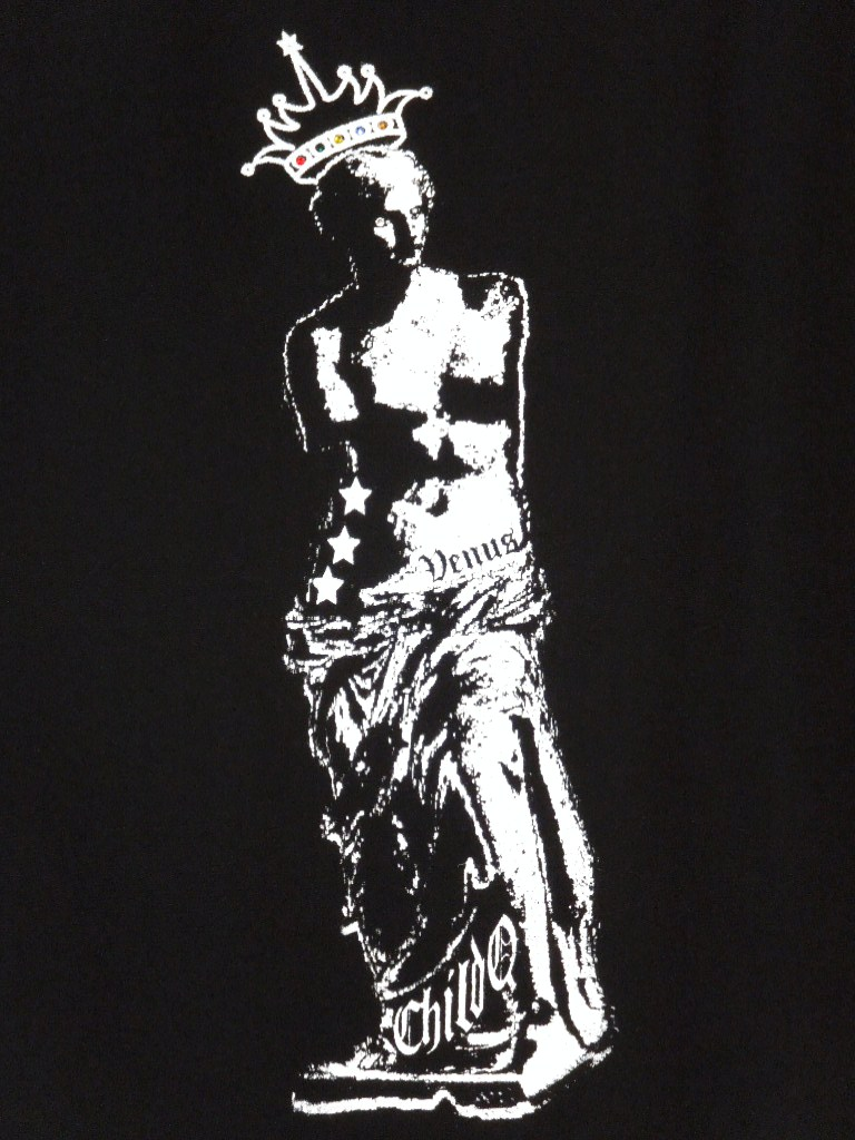 Miro's Venus Swarovski Parker black