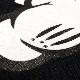 New Parody Hand Swarovski T-shirt Black
