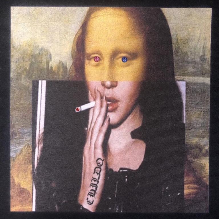 Fire Mona Lisa Smoke Swarovski Parker