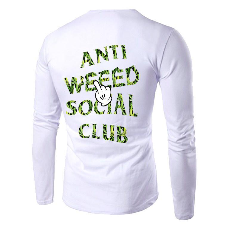 ANTI Parody CLUB T-shirt White