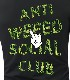 ANTI Parody CLUB T-shirt Black