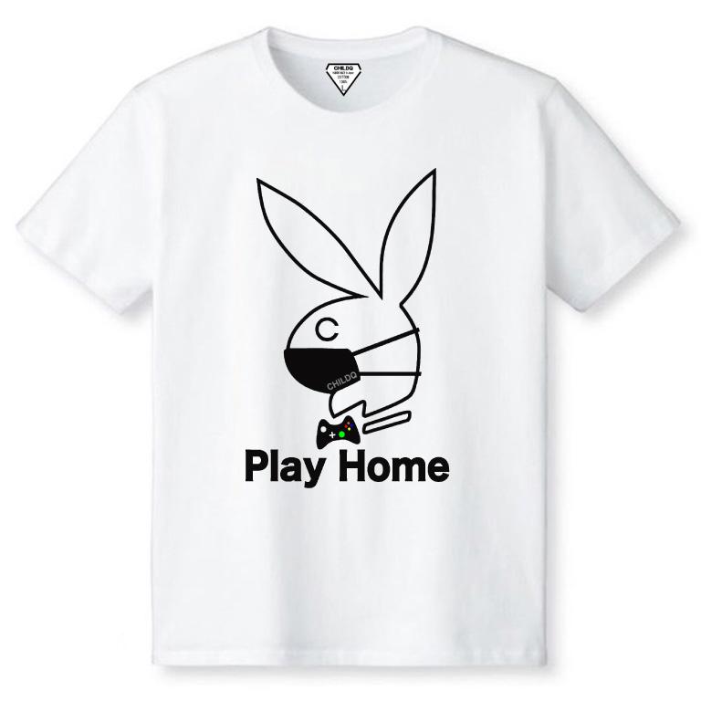 【期間限定商品】Play Home T-shirt white