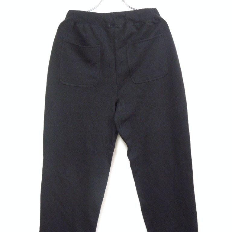 Parody Melt Mark sweat pants Black