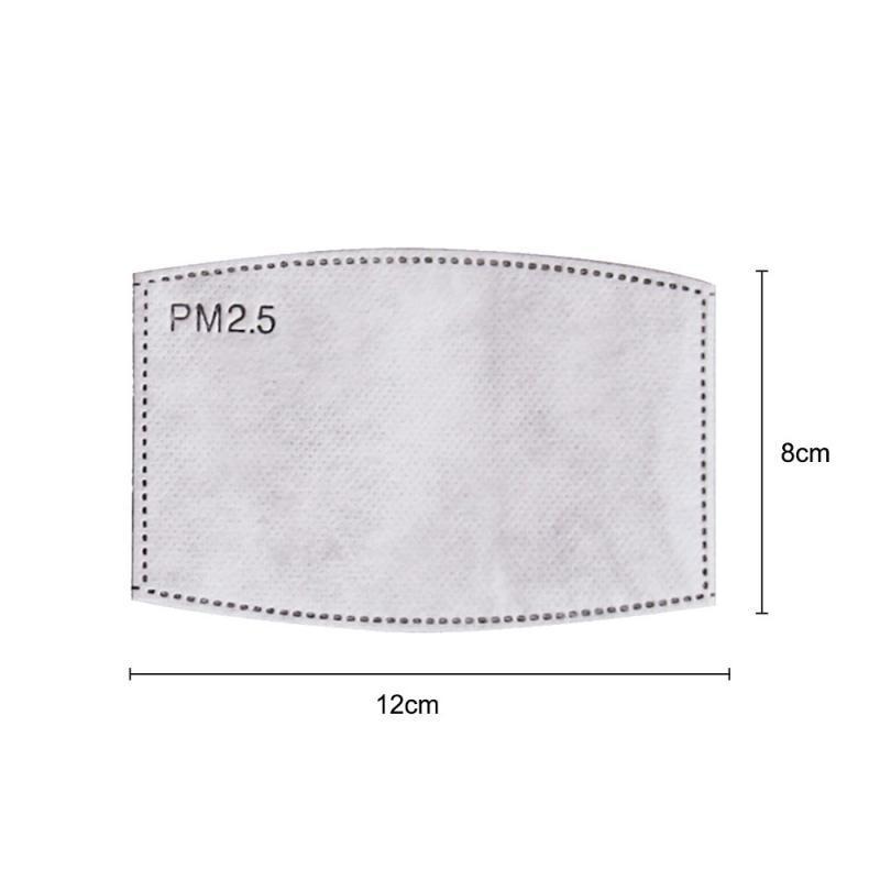 Design mask N.O2【PM2.5フィルター二枚付き】【厚手タイプ】