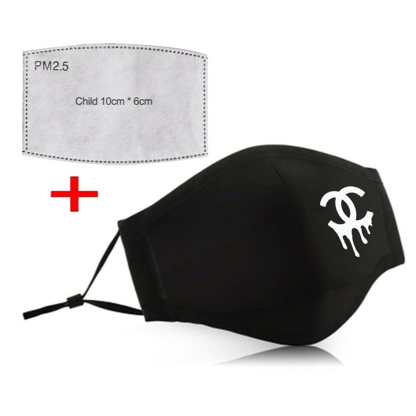 【薄手タイプ】Design mask N.O3【PM2.5フィルター二枚付き】