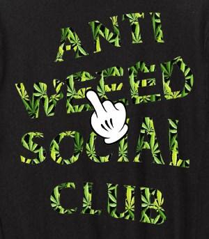 ANTI Parody CLUB Parker Black