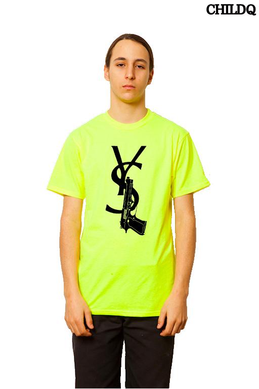 【数量限定商品】Vivit Yellow POP Art T-shirt