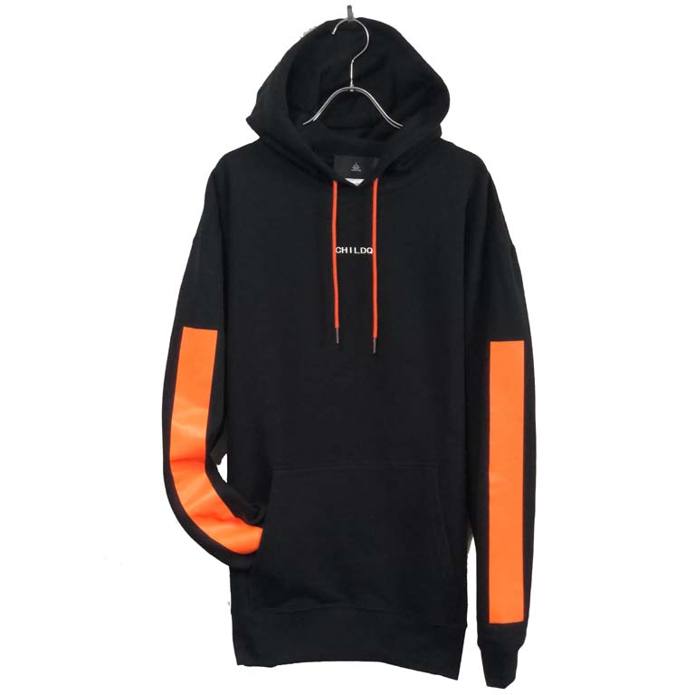 Vivid orange Line Parker