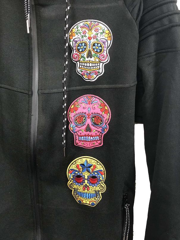 【数量限定商品】Triple skull setup