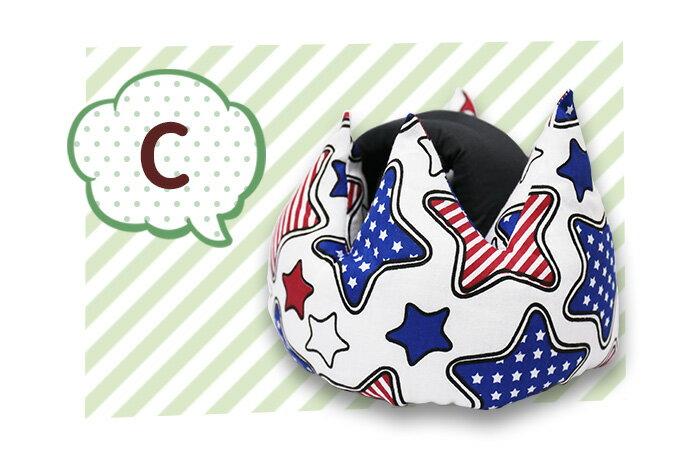 【クリックポスト送料無料】セーフティークラウン ベビーヘルメット