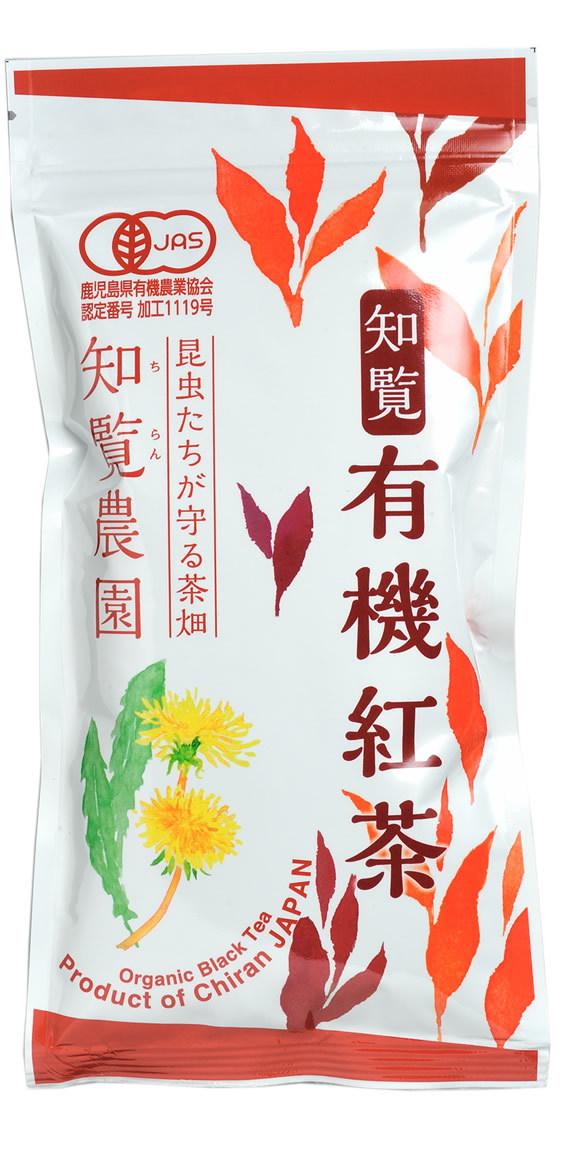有機栽培「知覧紅茶」100g