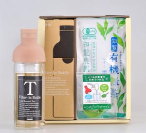「水出し緑茶セット」300ml