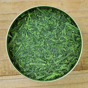 【定期便】有機緑茶(抹茶入)「雫」100g