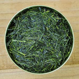 【新茶予約】有機緑茶「明花」100g