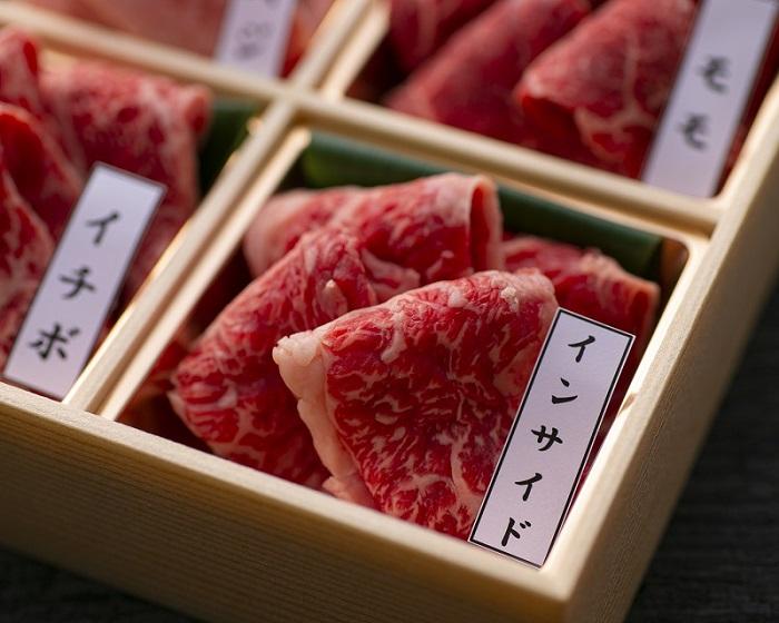 極上近江牛(A5)焼肉カット6種食べ比べセット