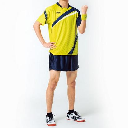 TSP アルドーレシャツ 031430 メンズ ユニセックス 2019SS 卓球 ゆうパケット(メール便)対応
