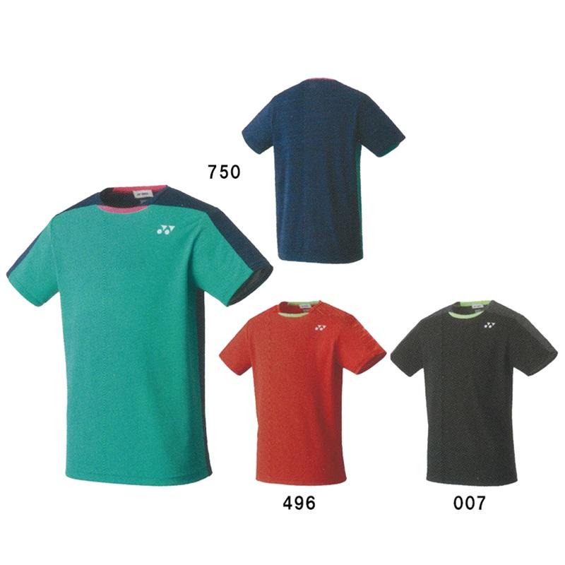 ヨネックス ゲームシャツ(フィットスタイル) 10365 ユニセックス 2020SS バドミントン テニス ソフトテニス ゆうパケット(メール便)対応