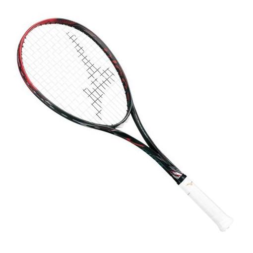 ミズノ ディオスプロアール 63JTN06162 レッド 2020AW 軟式 ソフトテニスラケット 当店指定ガットでのガット張り無料 送料無料