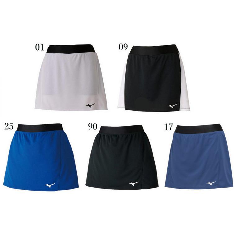 【返品・交換不可】ミズノ スカート(インナー付き) 72MB0201 バドミントン テニス ゆうパケット(メール便)対応 2020春夏