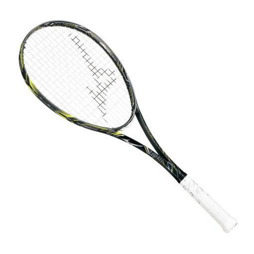 ミズノ ディオス50アール 63JTN06537 ライム 2020AW 軟式 ソフトテニスラケット 当店指定ガットでのガット張り無料 送料無料