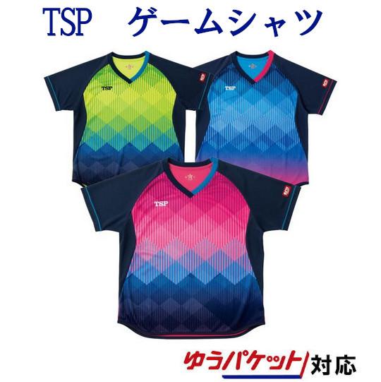TSP レディスリエートシャツ 032418 レディース 2019SS 卓球 ゆうパケット(メール便)対応