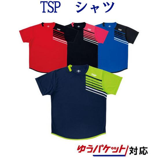 TSP TT-190 シャツ 033411 メンズ ユニセックス 2019SS 卓球