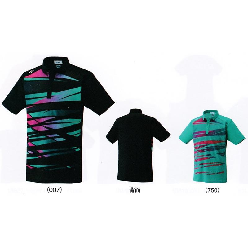 ヨネックスJUNIOR ポロシャツ10174Jバドミントン テニス ソフトテニス ウエア ジュニア 用YONEX 2017SS ゆうパケット(メール便)対応