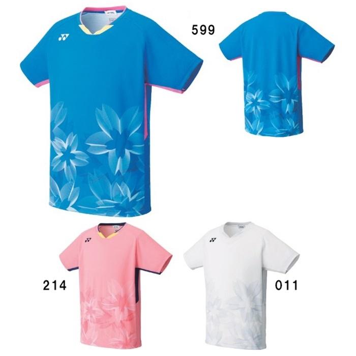 ヨネックス ゲームシャツ(フィットスタイル) 10376 メンズ 2020SS バドミントン テニス ゆうパケット(メール便)対応 返品・交換不可 クリアランス