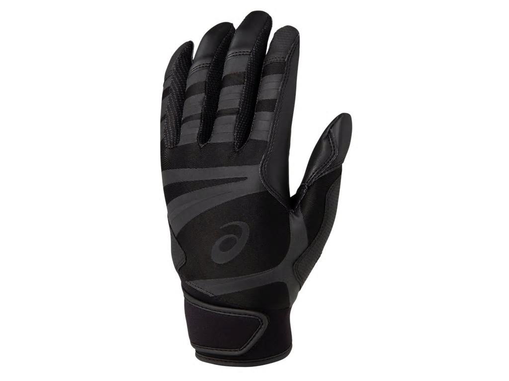 アシックス バッティング用手袋(パット付き) 両手 3121A466 2020SS ベースボール ゆうパケット(メール便)対応