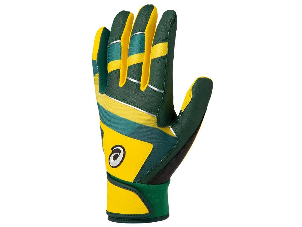 アシックス バッティング用カラー手袋(両手) 3121A501 2020SS ベースボール ゆうパケット(メール便)対応