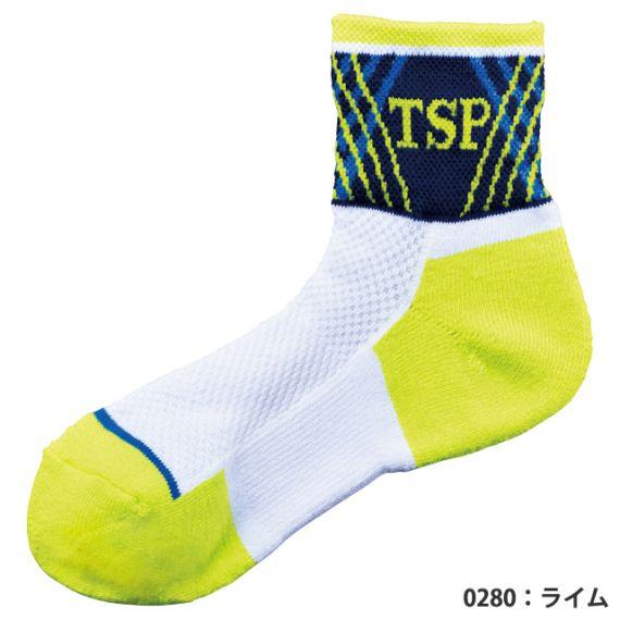 【返品・交換不可】【取寄品】 TSP ソックス 037423 ユニセックス 2018SS 卓球 TSP