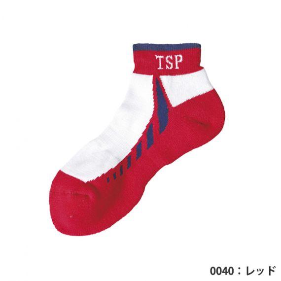 【返品・交換不可】【取寄品】 TSP ソックス 037411 ユニセックス 2018SS 卓球 TSP