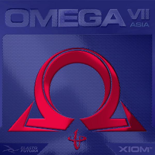 取り寄せ品 XIOM オメガVII オメガ7アジア 2021SS 卓球ラバー  ゆうパケット(メール便)対応
