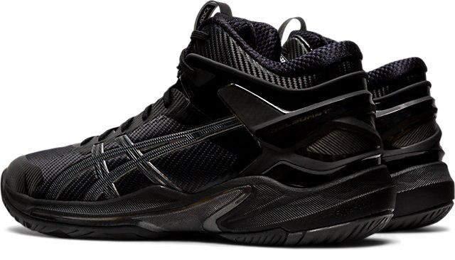 アシックス バスケットボールシューズ ゲルバースト24 ブラック/ブラック 1063A015-001 ユニセックス 2020SS 同梱不可 RFCL