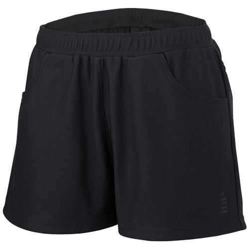 ゴーセンレディース ショートパンツ PP1701バドミントン テニス ハーフパンツ ウエア 女性用GOSEN 2017AW ゆうパケット(メール便)対応