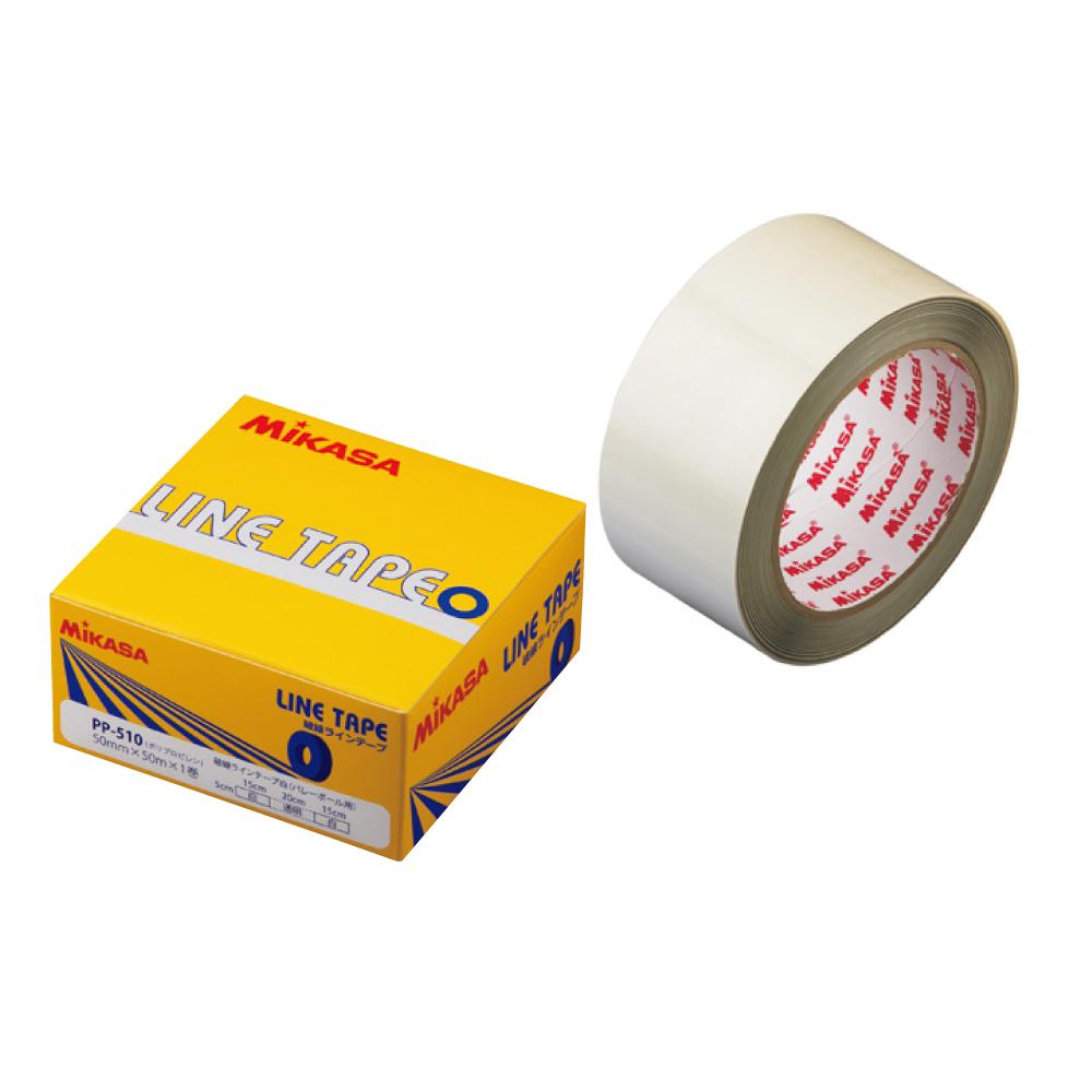 【取寄品】 ミカサ 破線テープ バレーボール専用 PP-510 2018AW バレーボール