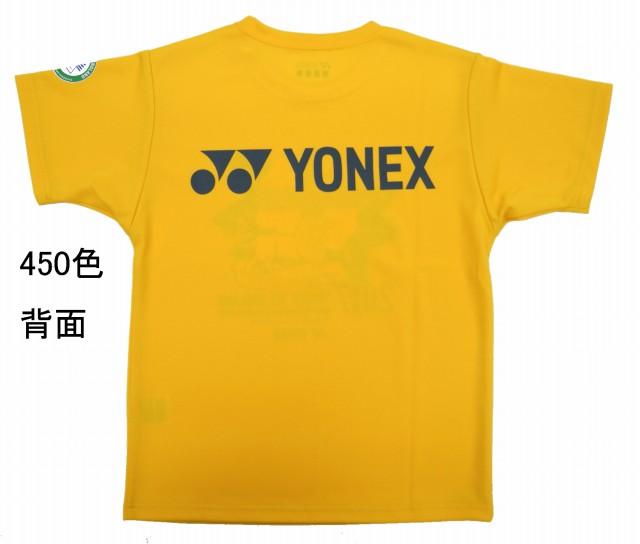 ヨネックス オールイングランドオープン2017記念レディース Tシャツ YOB17002 ゆうパケット(メール便)対応 YONEX 2017SS